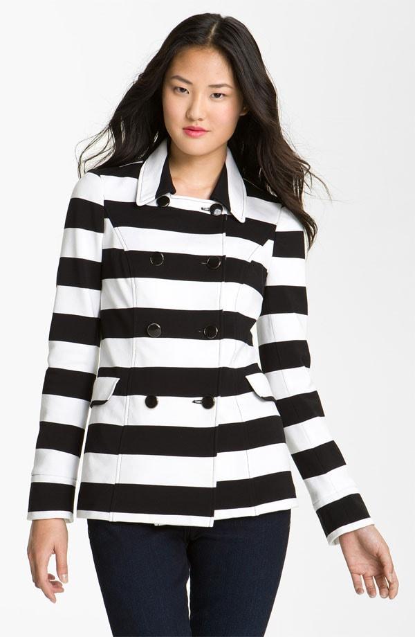 Ambition Stripe Knit Jacket 27