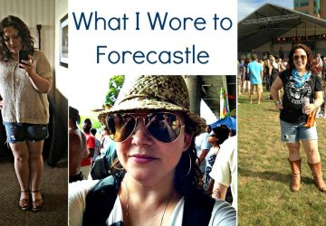 Forecastle Festival 2012 – What I Wore