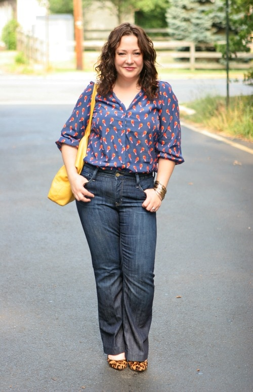 alison gary dc fashion blogger