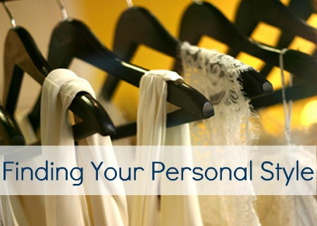 finding personal style