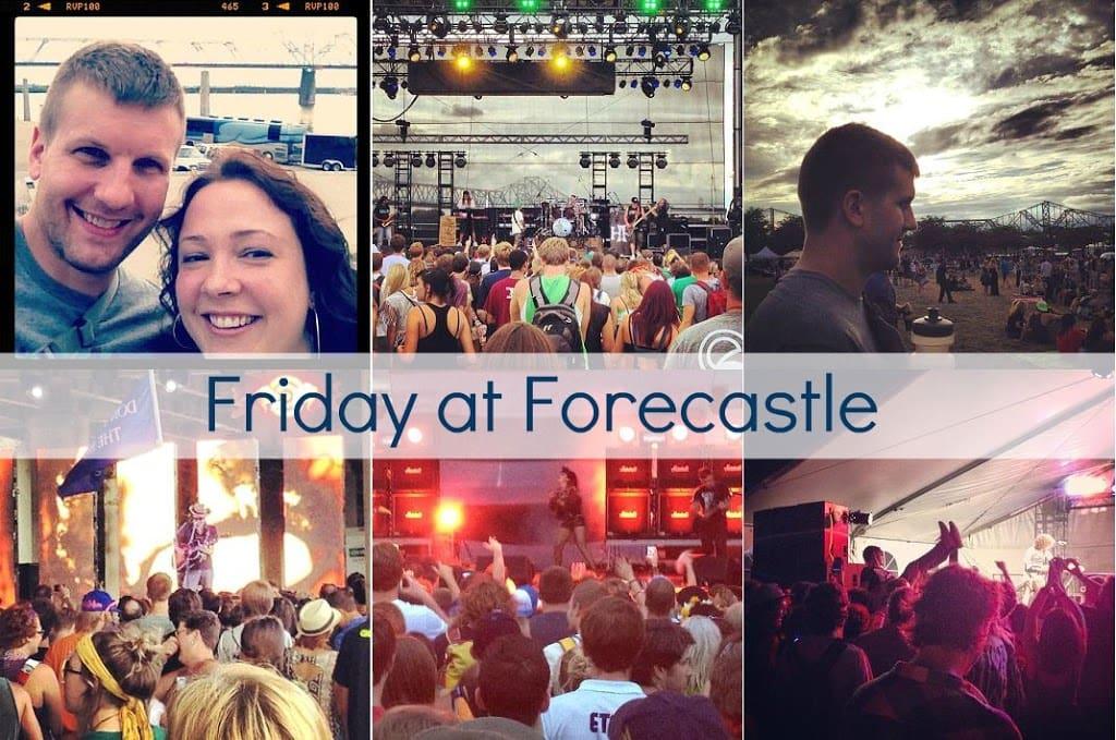 friday forecastle