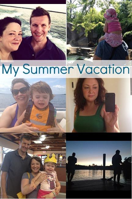 my summer vacation