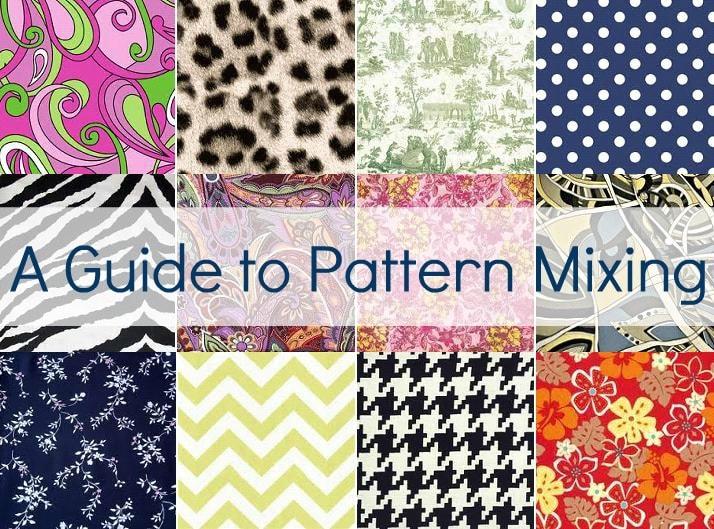 pattern mixing fashion