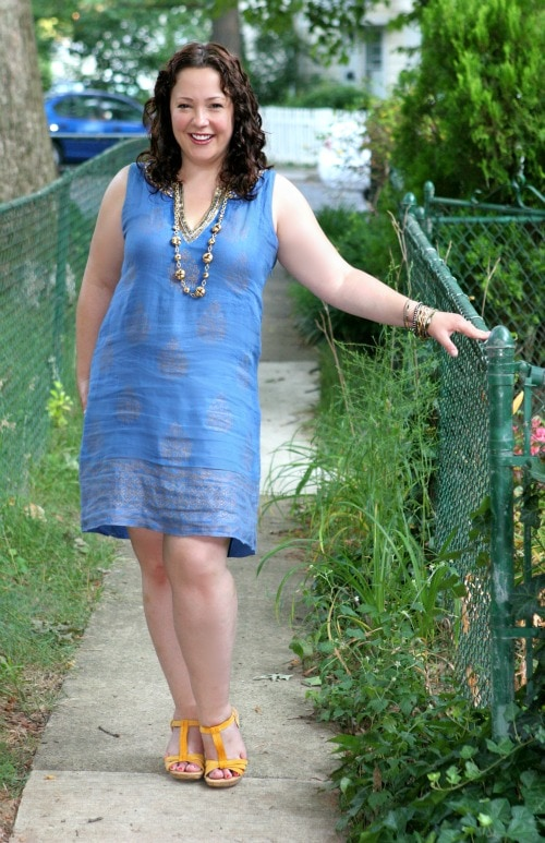soft sourroundings southampton dress