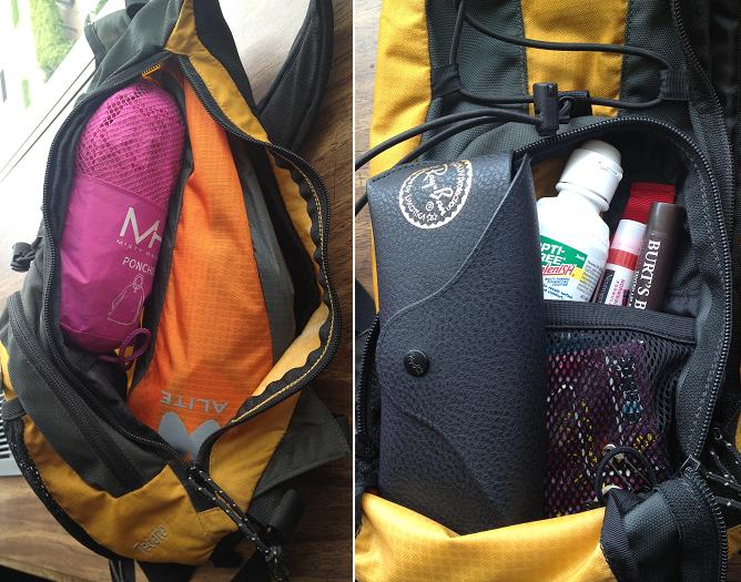 whats in my bag forecastle