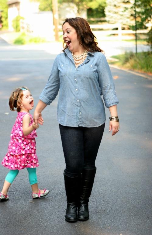 DC mommy fashion blog