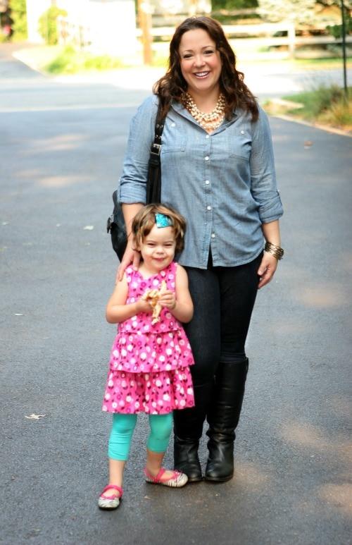 Mommy Fashion Blogger