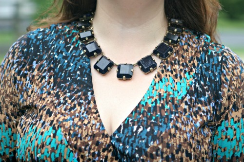 ann taylor necklace