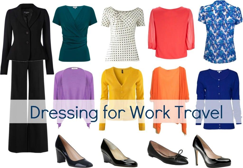 dressing for work travel