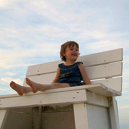 emerson lifeguard chair