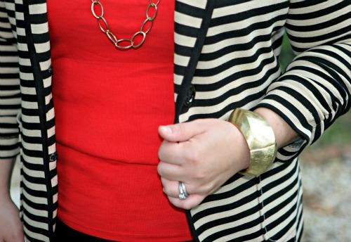 gold bangle bracelet