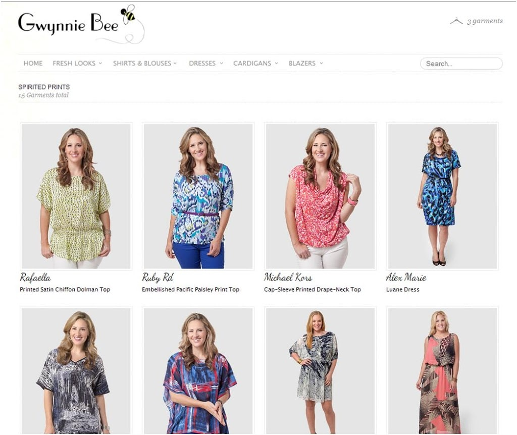 Gwynnie Bee: Clothing Without Commitment
