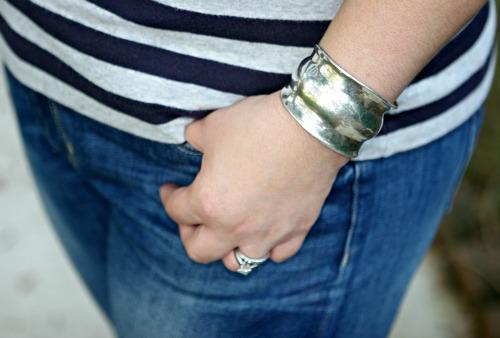 silver cuff brace et