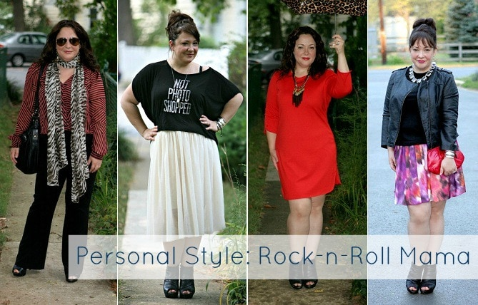 rocker chick inspired fashion