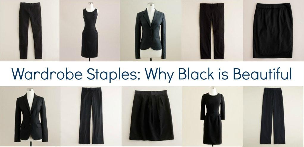 wardrobe staples women every woman needs closet