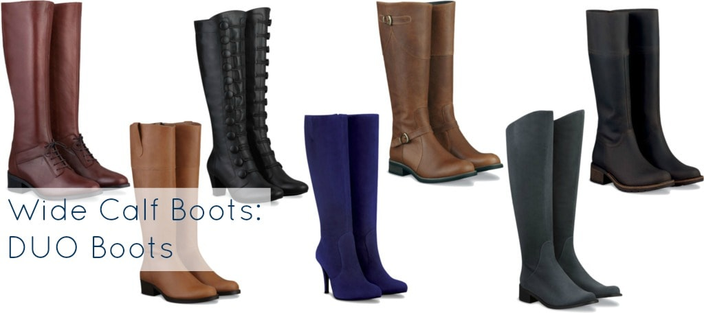 Best Retailers for Wide Calf Boots