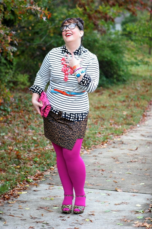 fashion blogger costume