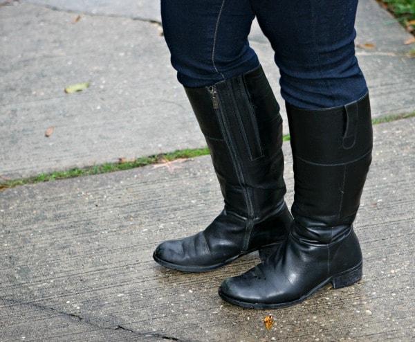 wide calf boots blog