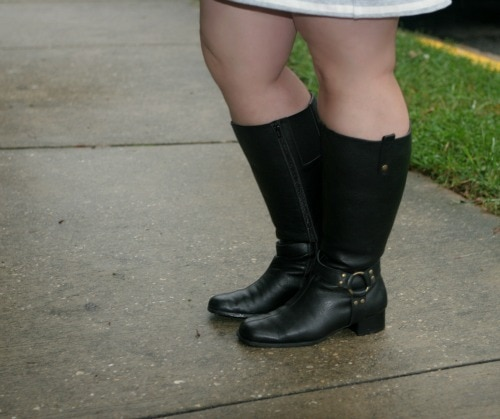 wide calf boots fitzwell