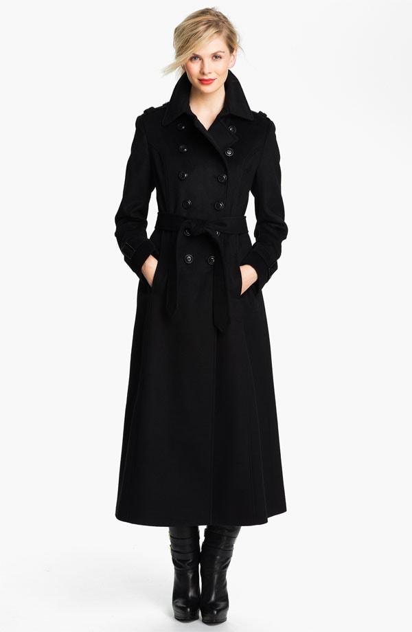 Warm Winter Commuter Coats
