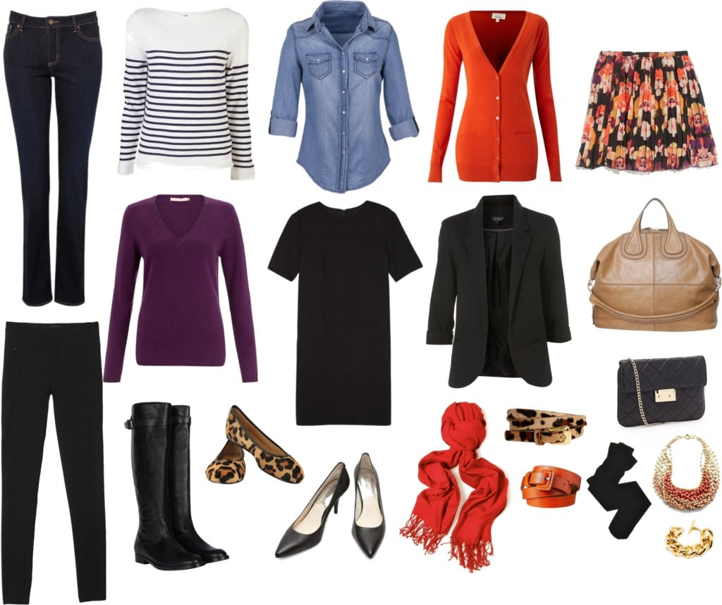 Ask Allie: Capsule Wardrobes