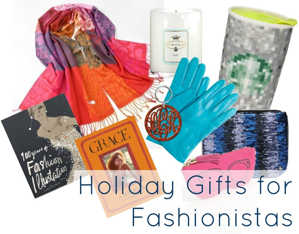 holiday gifts fashionistas