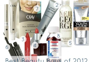 Best Beauty Buys of 2012