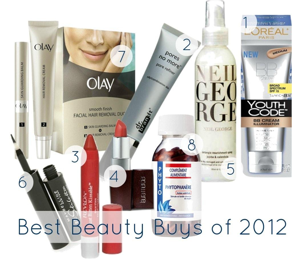 best beauty buys 2012
