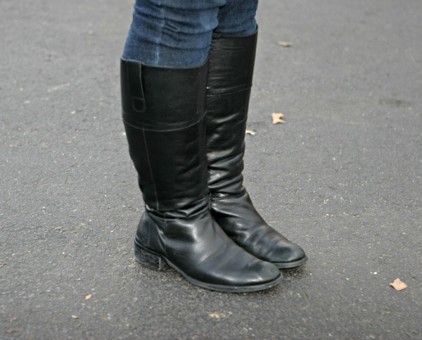 duo wide calf boots