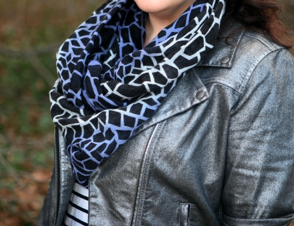 infiniti scarf gwen stefani