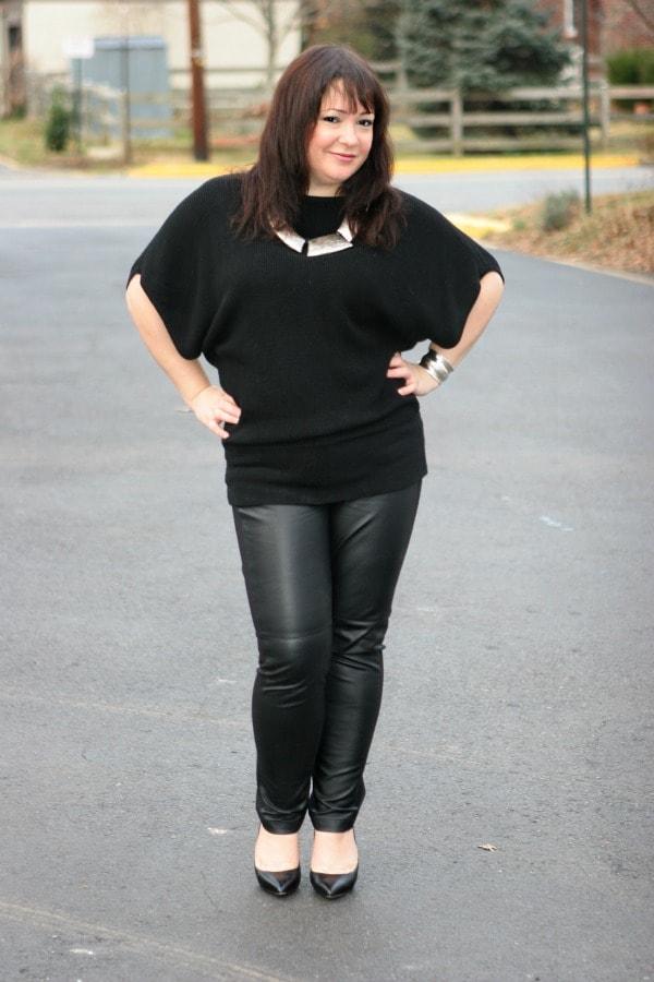 petite curvy fashion blog