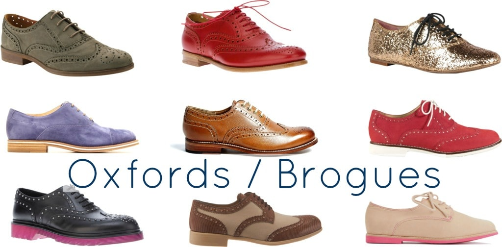how to style oxfords brogues