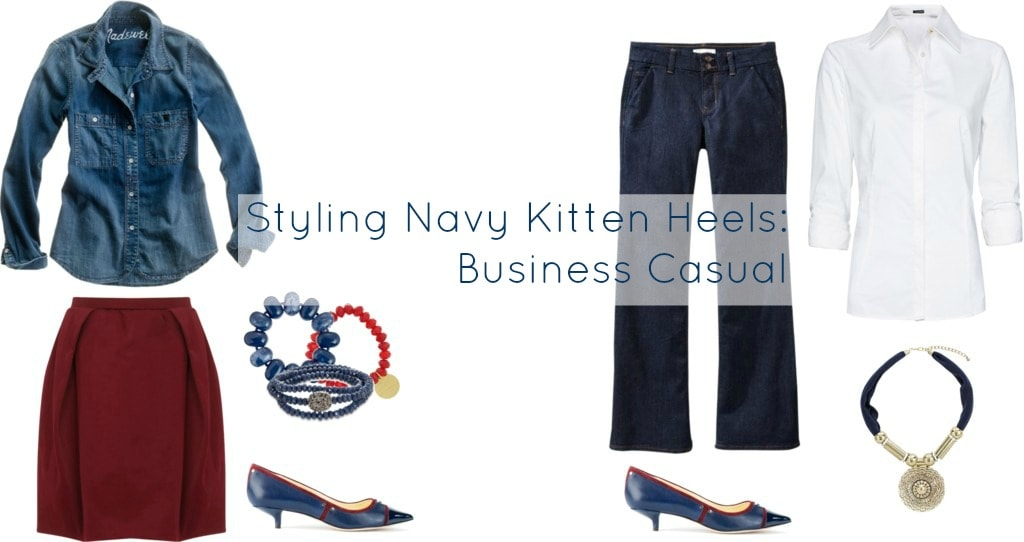 vc signature opal styling navy shoes