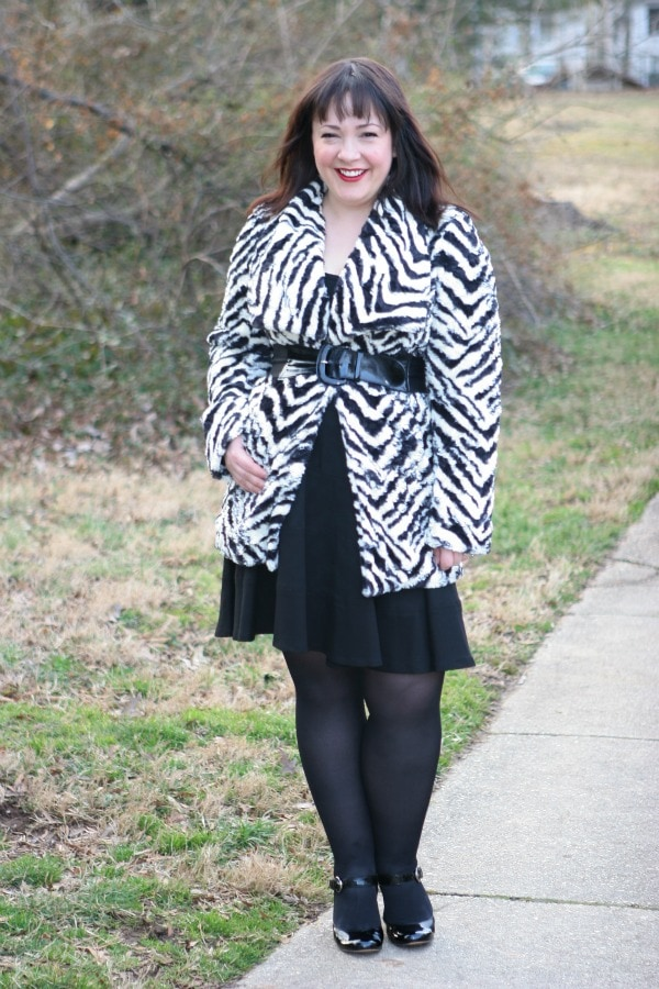 Friday: Diva Zebra
