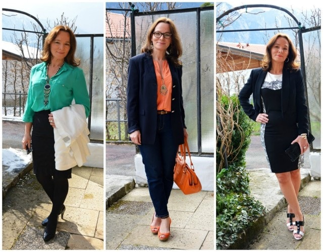 Annette of Lady of Style, a German fashion blog for women over 40.