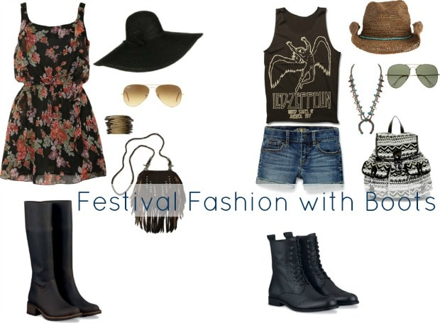 Ask Allie: Music Festival Fashion with Boots