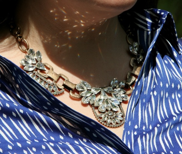 statement necklace etsy