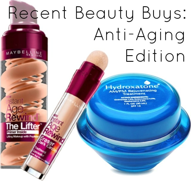 antiaging beauty review
