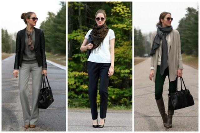 True Fashionista Laura from the Ottowa, Canada fashion blogger Laura Wears