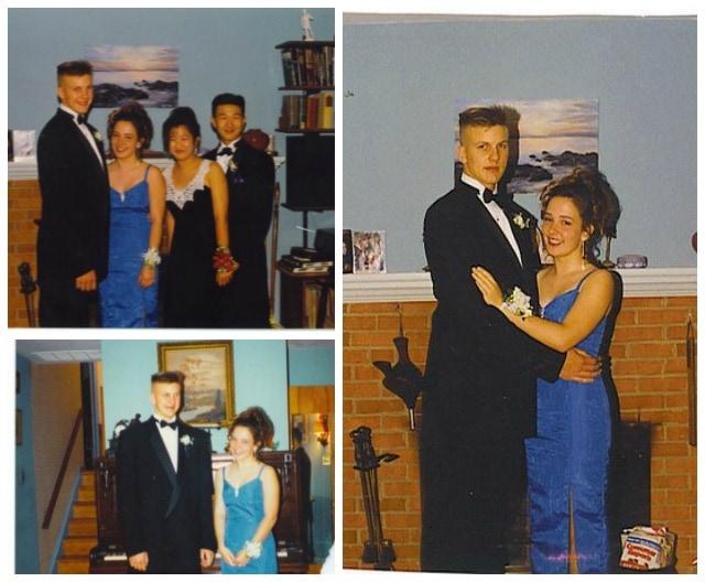 second prom