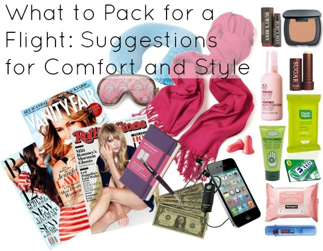 what to pack flight carryon bag