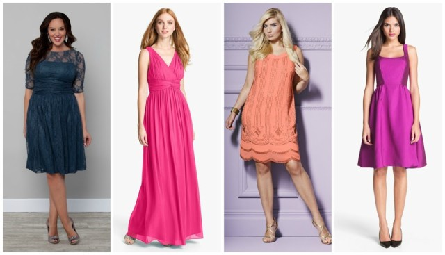 what to wear to an evening wedding