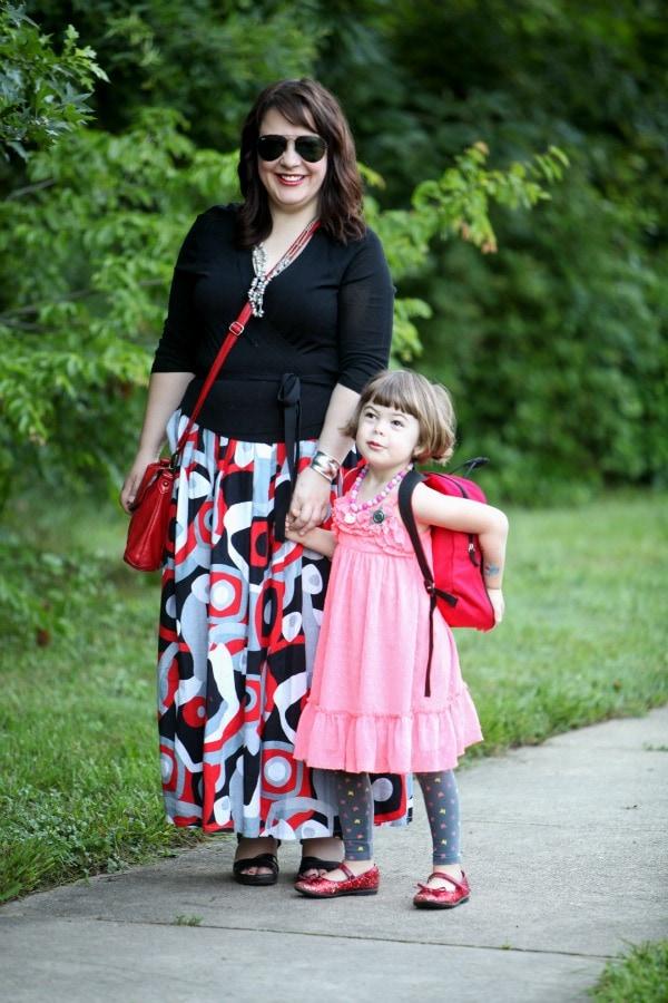 mommy fashion blog
