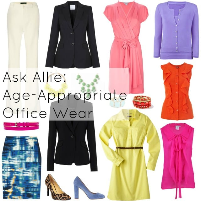 age appropriate office dress code