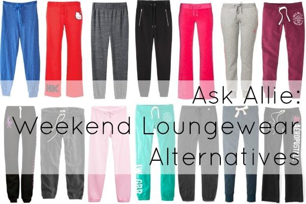 weekend loungewear style fashion