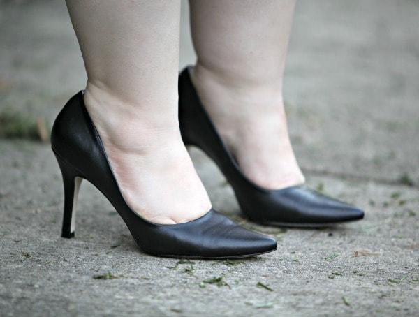 fitzwell shoe pump
