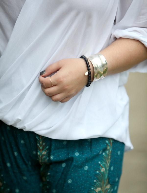 lifetherapy bracelet indigo