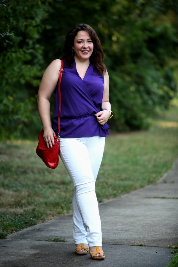 over 35 fashion blogger mom working