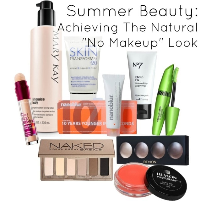 summer beauty product review 2013 nanoblur boots primer clump cruysher naked palette