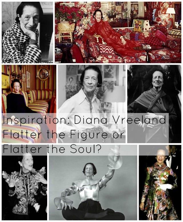 Diana Vreeland Collage